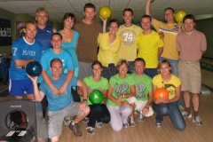 SUMMER COLOURFUL BOWLING